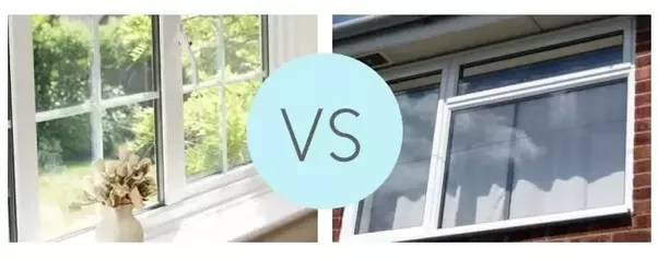 uPVC vs Aluminum Windows – Who Wins?